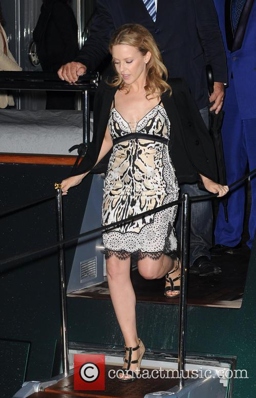 Kylie Minogue, Cannes Film Festival
