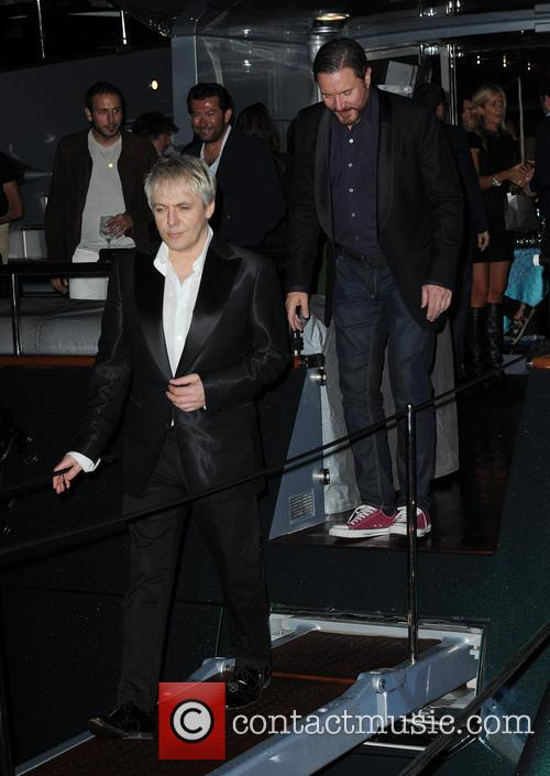 Nick Rhodes and Simon Le Bon 2