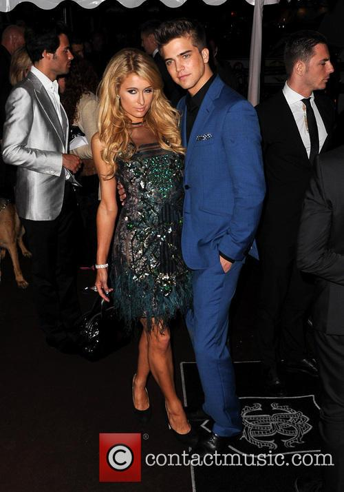 Paris Hilton and River Viiperi 4