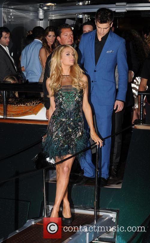 Paris Hilton, River Viiperi, Cannes Film Festival