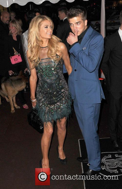 Paris Hilton and River Viiperi 12