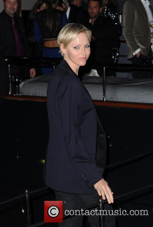 Roberto Cavalli, Princess Charlene of Monaco, Charlene and Princess of Monaco 2