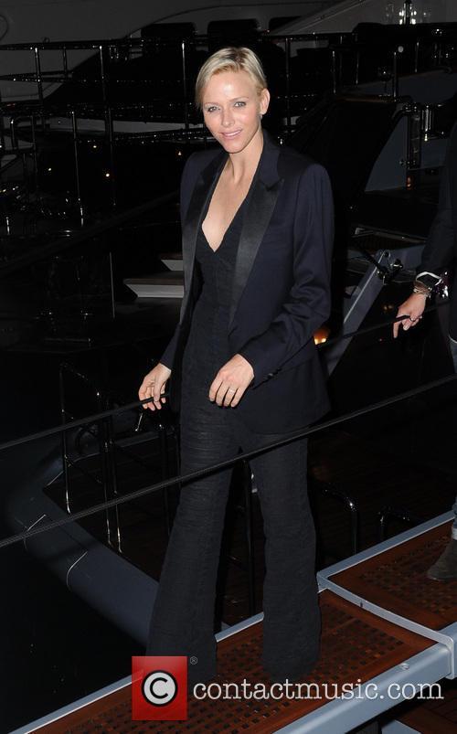 Roberto Cavalli, Princess Charlene of Monaco, Charlene, Princess of Monaco, Cannes Film Festival