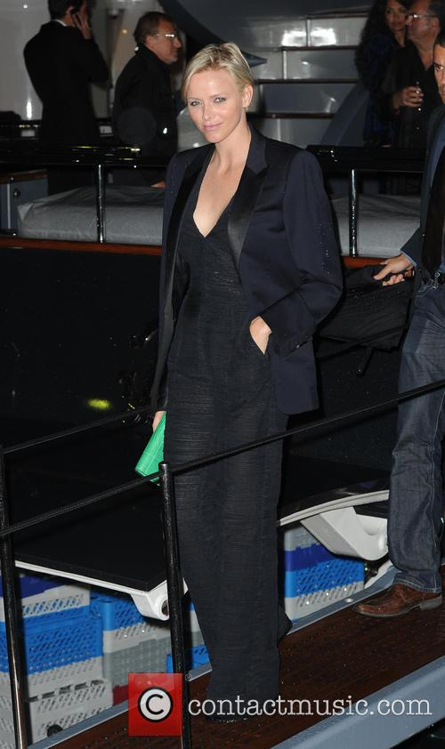 Roberto Cavalli, Princess Charlene of Monaco, Charlene and Princess of Monaco 4