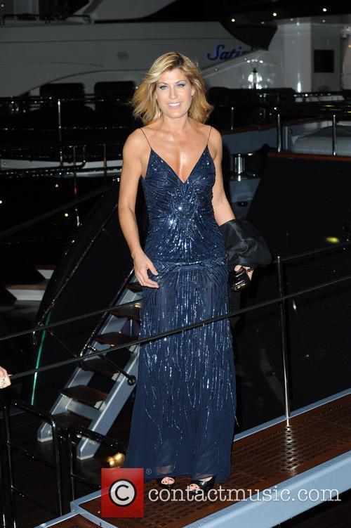 Roberto Cavalli, Raffaella Zardo, Cannes Film Festival