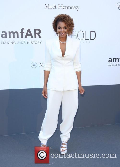 Janet Jackson, Cannes Film Festival