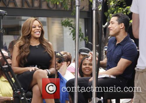 Wendy Williams and Mario Lopez 9