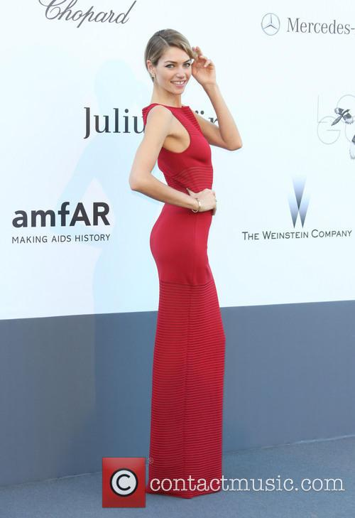 Jessica Hart, Cannes Film Festival