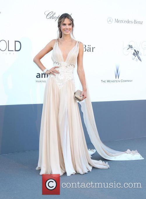 Alessandra Ambrosio, Cannes Film Festival