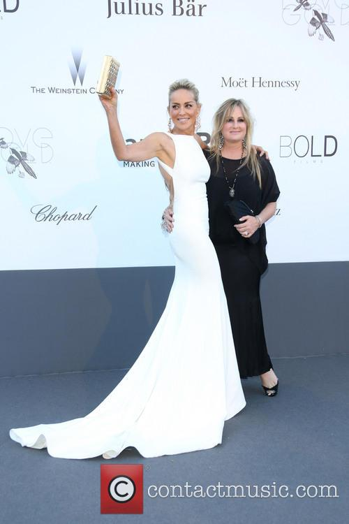 Sharon Stone and Kelly Stone 6