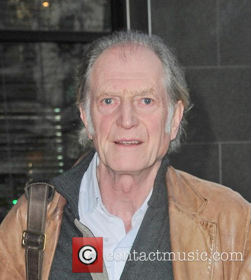 David Bradley spotted out in Manchester