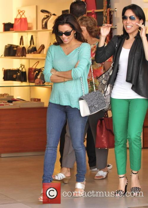 eva longoria eva longoria seen shopping 3684532