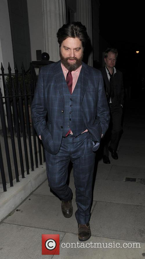 Zach Galifianakis 3