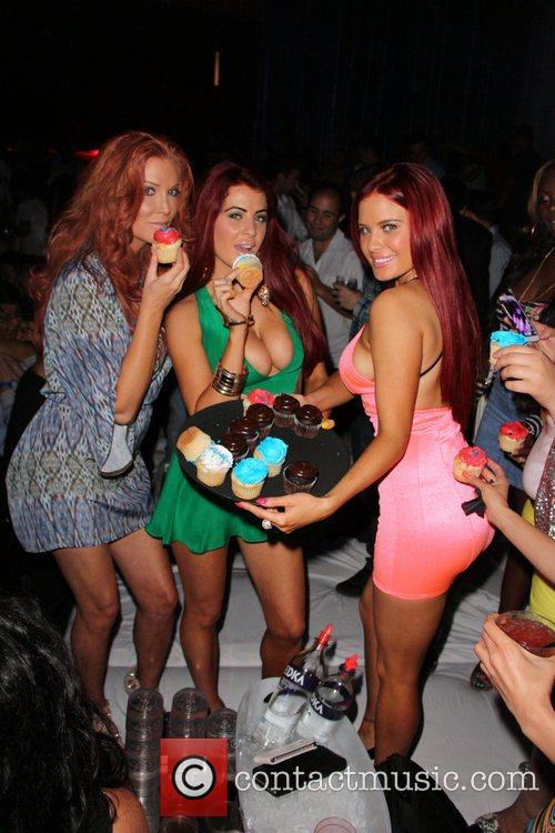 Angelica Bridges, Melissa Howe and Carla Howe 1