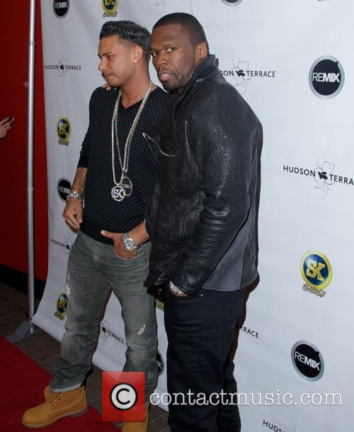 Curtis Jackson and 50 Cent 1