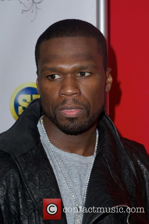 Curtis Jackson and 50 Cent 3