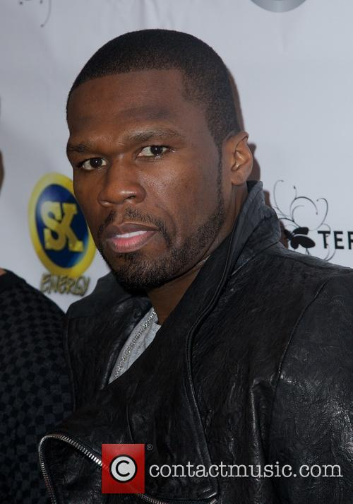 Curtis Jackson and 50 Cent 5