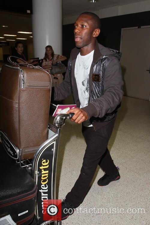 Shaun Wright Phillips arrives in LA