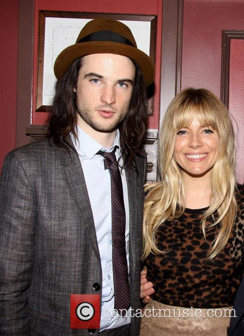 Tom Sturridge and Sienna Miller 9