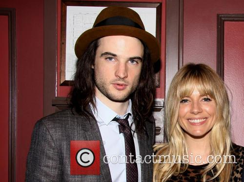 Tom Sturridge and Sienna Miller 2