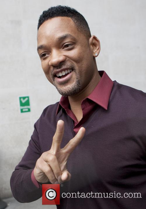 will smith celebrities outside the bbc radio 3683152