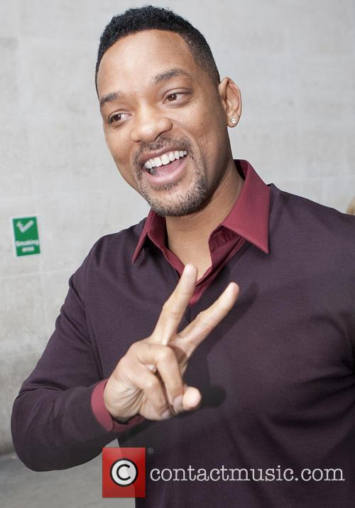 will smith celebrities outside the bbc radio 3683156