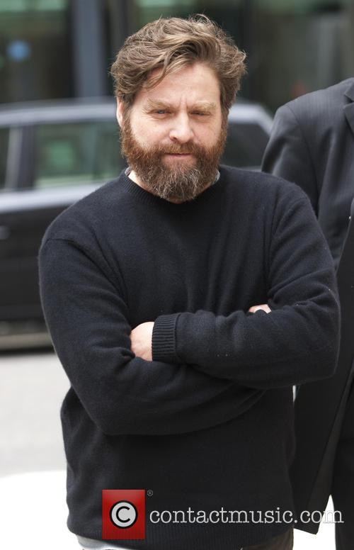 Zach Galifianakis 4