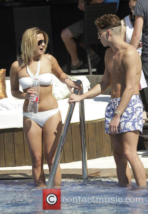 Sam Faiers and Joey Essex 6