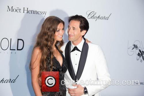 Adrien Brody and Lara Lieto 6