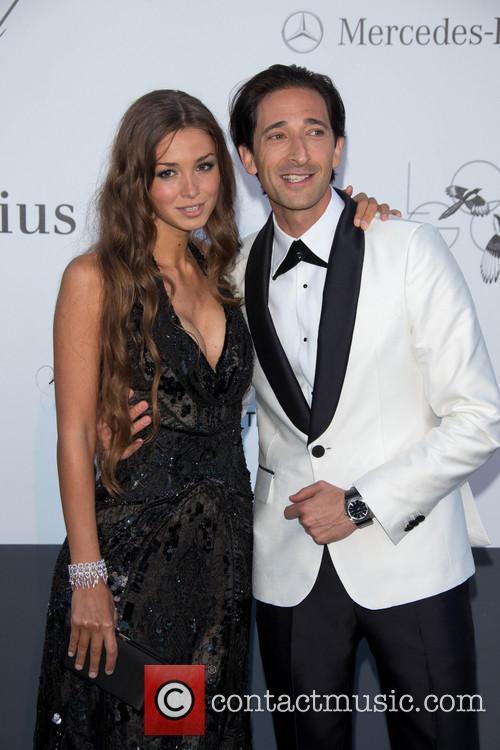 Adrien Brody and Lara Lieto 8