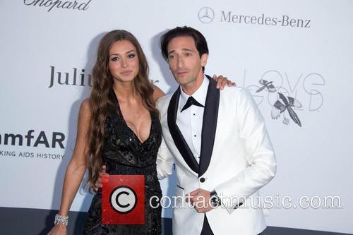 Adrien Brody and Lara Lieto 9