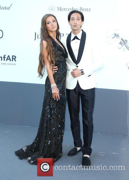 Adrien Brody and Lara Lieto 2