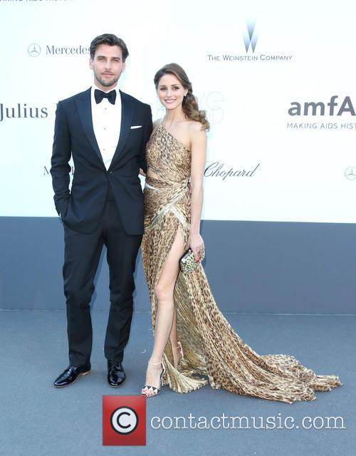 Johannes Huebl and Olivia Palermo 1