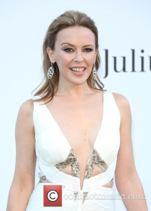 Kylie Minogue The Voice