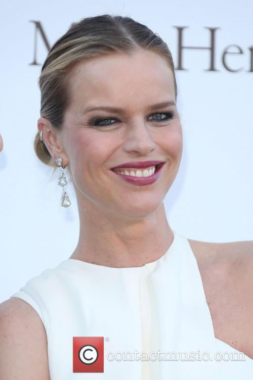 eva herzigova amfars 20th annual cinema against 3685374