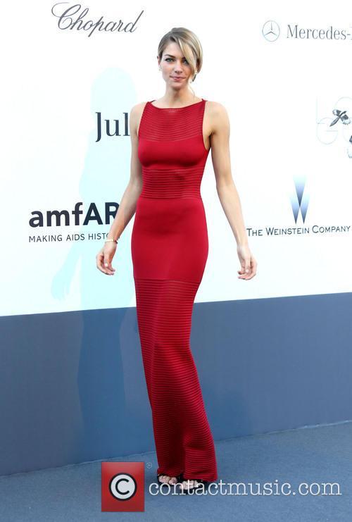 Jessica Hart, Cannes Film Festival