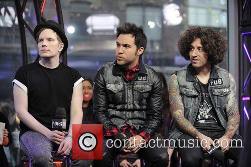 Patrick Stump, Peter Wentz and Joe Trohman 5