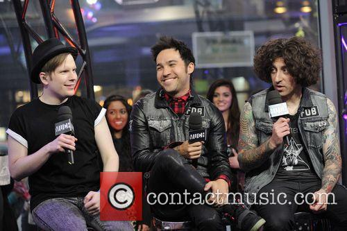 Patrick Stump, Peter Wentz and Joe Trohman 6