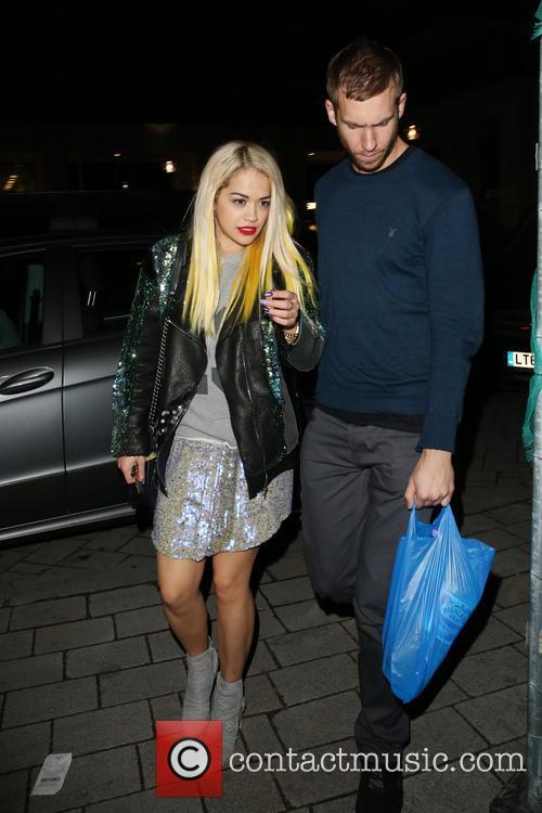 Rita Ora, Calvin Harris