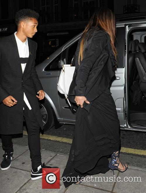 Selena Gomez and Jaden Smith 3
