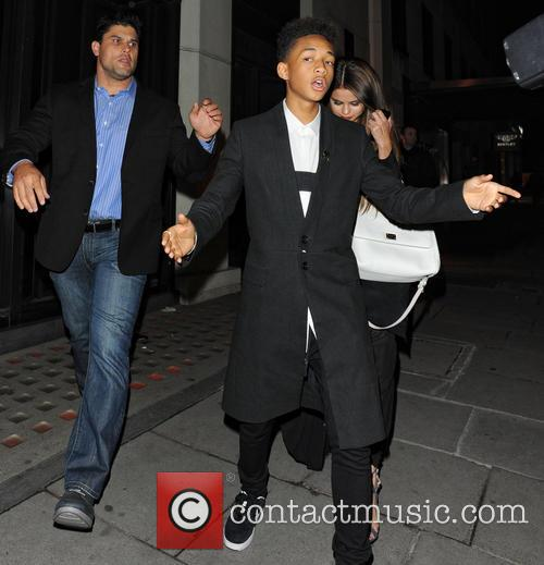 Selena Gomez and Jaden Smith 6