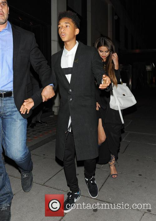 Selena Gomez and Jaden Smith 8