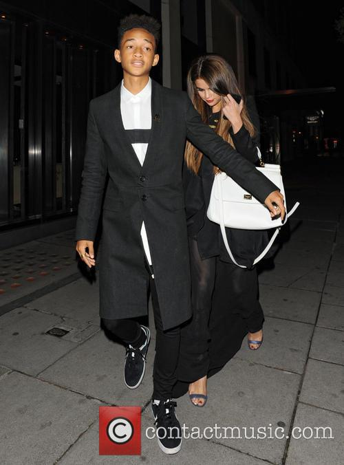 Selena Gomez and Jaden Smith 9
