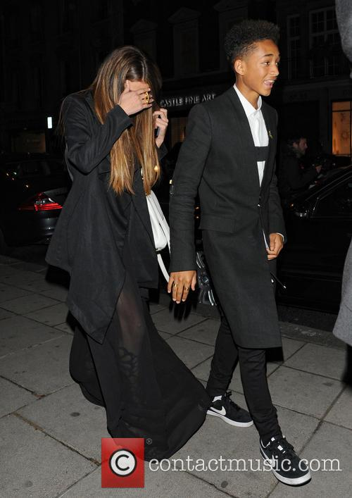 Selena Gomez and Jaden Smith 11