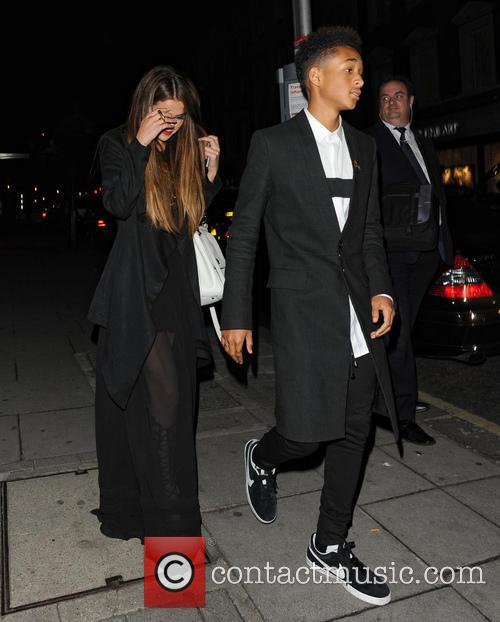 Selena Gomez and Jaden Smith 13