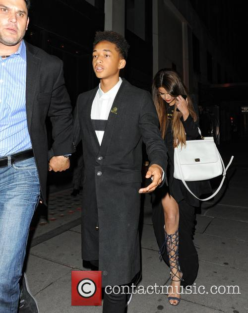 Selena Gomez and Jaden Smith 14