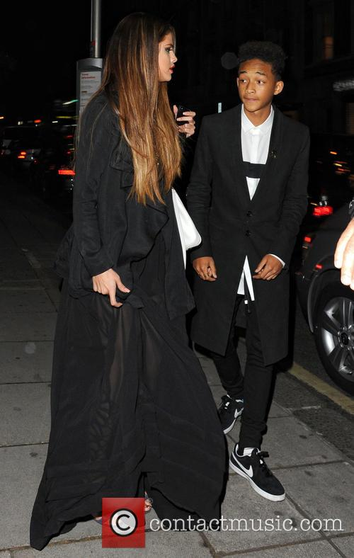 Selena Gomez and Jaden Smith 15