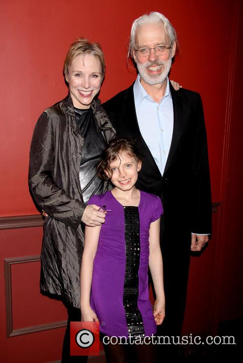 Charlotte D'amboise, Terrence Mann and Shelby Mann 2