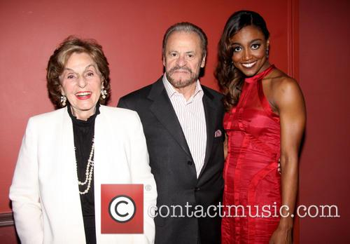 Fran Weissler, Barry Weissler and Patina Miller 1