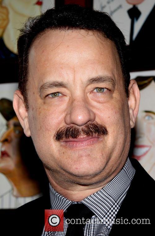 Tom Hanks Portrait